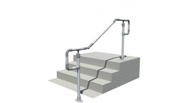 Perfect Ada Stair Handrail Image 175
