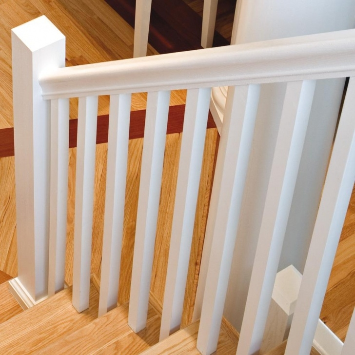 Perfect Replacement Wood Stair Balusters Image 322