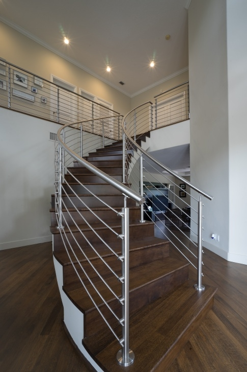 Perfect Residential Stair Design Picture 777