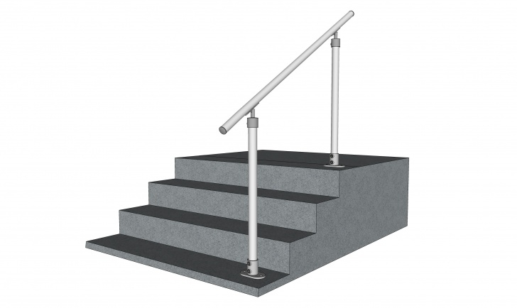 Perfect Simplified Building Handrails Image 970