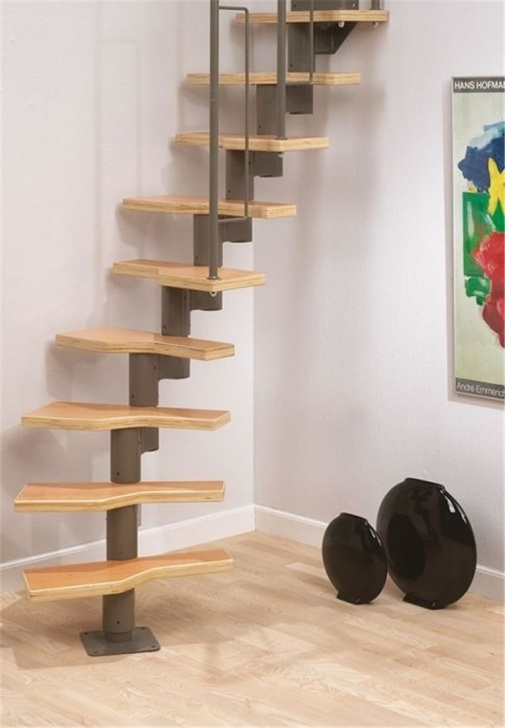 Perfect Spiral Stairs For Small Spaces Picture 193