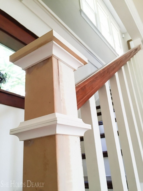 Perfect Wood Newel Posts Image 212