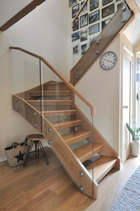 Popular Bespoke Staircase Design Photo 705
