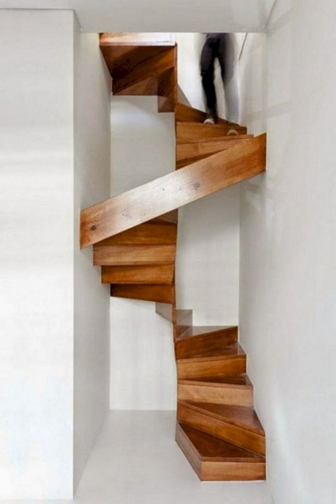 Popular Best Stair Design For Small House Picture 650
