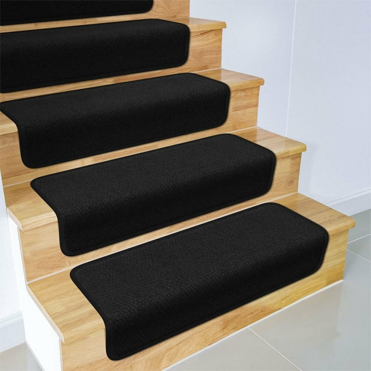 Popular Black Carpet Stair Treads Photo 288