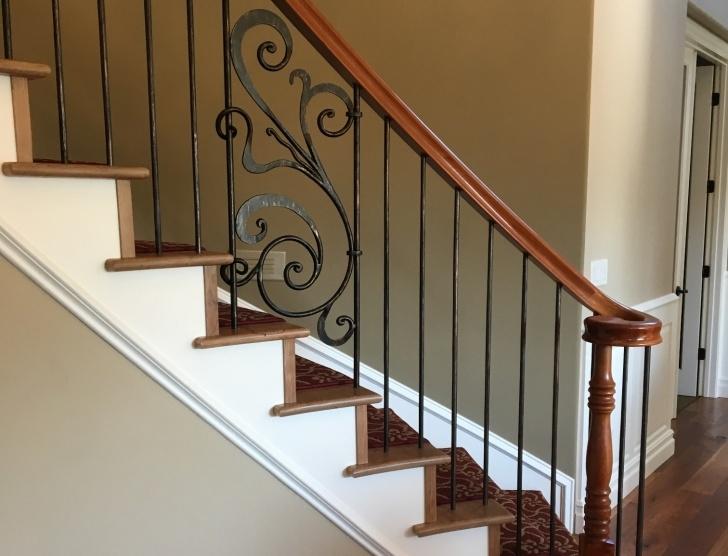 Popular Bronze Stair Railing Image 408