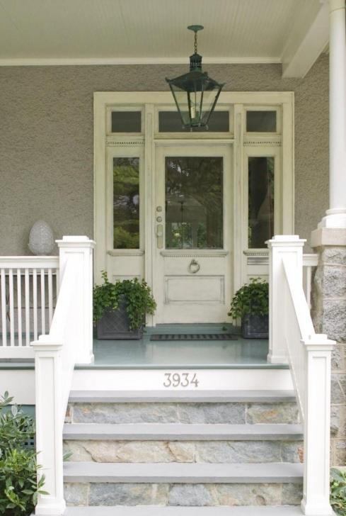 Popular House Entrance Steps Designs Image 679