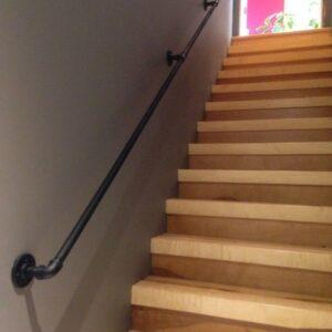 Industrial Pipe Handrail