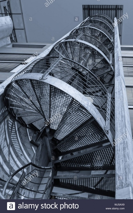 Popular Industrial Spiral Staircase Photo 269