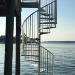 Popular Industrial Spiral Staircase Picture 139