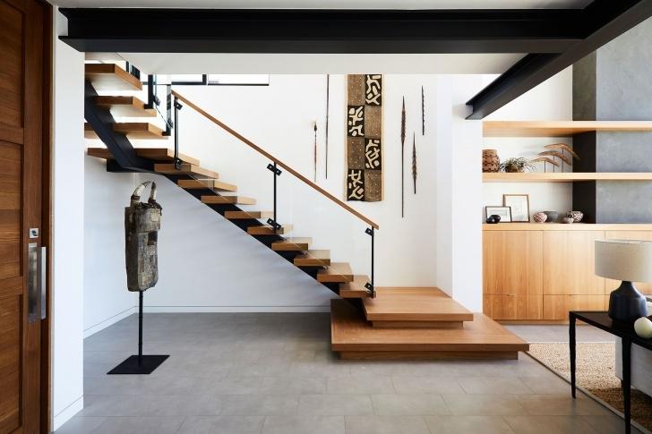 Popular Interior Stairs Design Photo 256