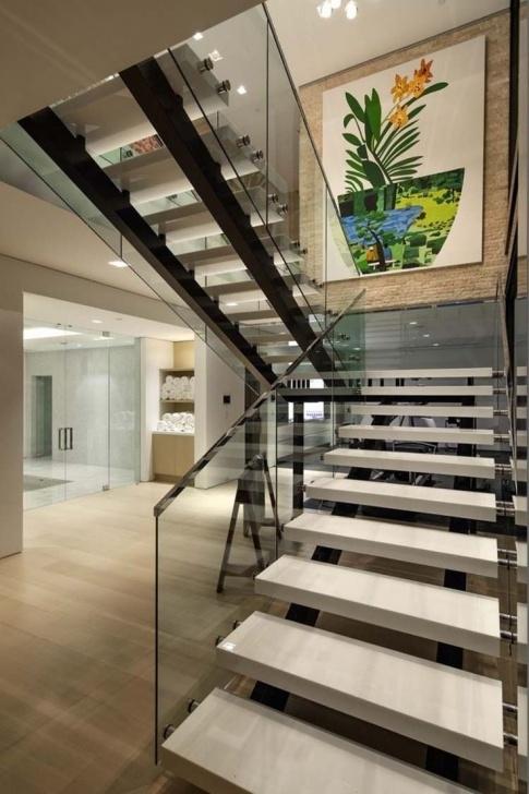 Popular Modern Grand Staircase Photo 362