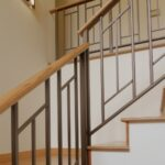 Popular Modern Wood Stair Railing Picture 767