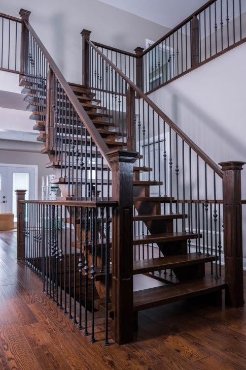 Popular Open Concept Stairs Image 454