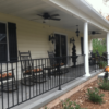 Porch Handrails Metal