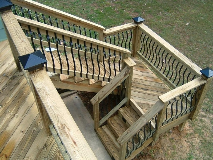 Popular Railing Designs For Outdoor Stairs Picture 988