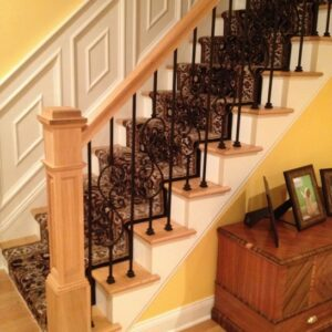 Residential Stair Railing