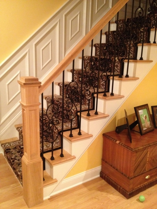 Popular Residential Stair Railing Picture 534