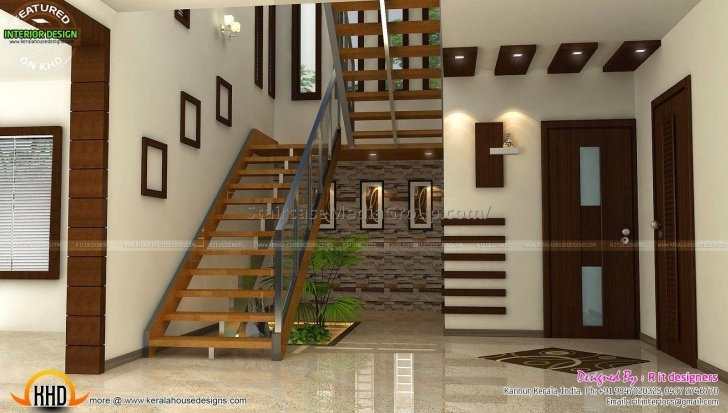 Popular Stairs Design For Indian Houses Photo 798