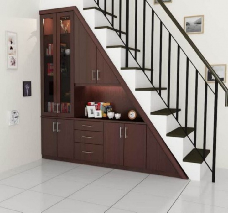 Popular Stairs Down Design Photo 708