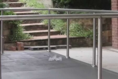 Steel Balustrades And Handrails
