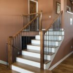 Popular Top Of Stairs Railing Image 824