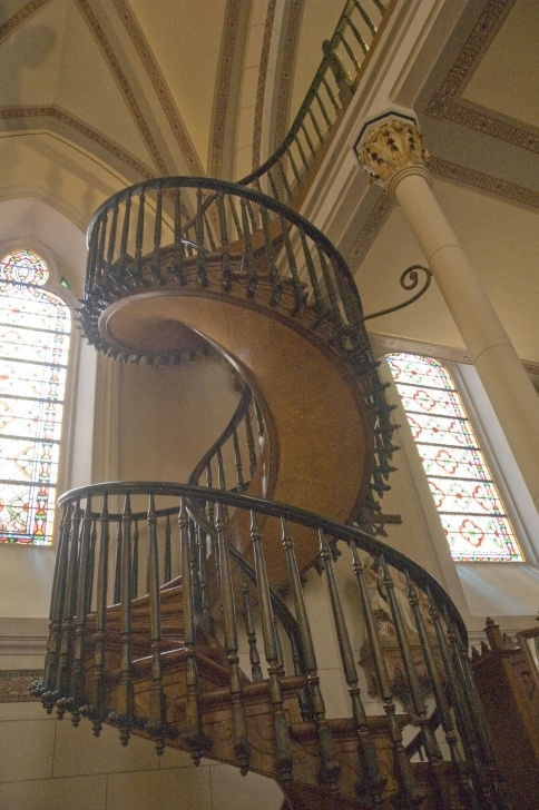 Popular Unexplained Spiral Staircase Image 473