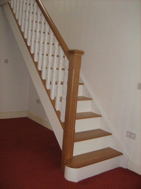 Popular White Staircase Spindles Photo 624