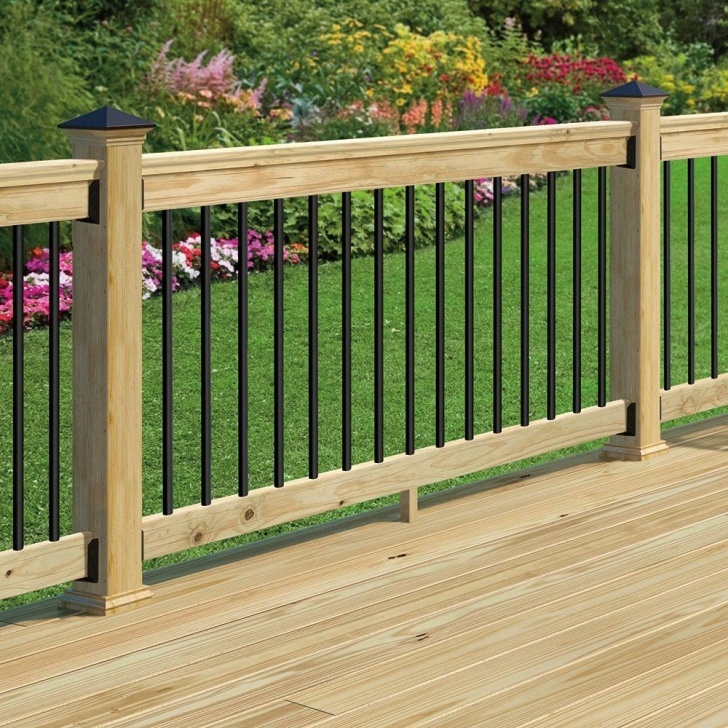 Popular Wood Handrail For Deck Photo 419