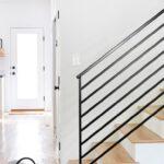 Remarkable Black Metal Stair Railing Image 373