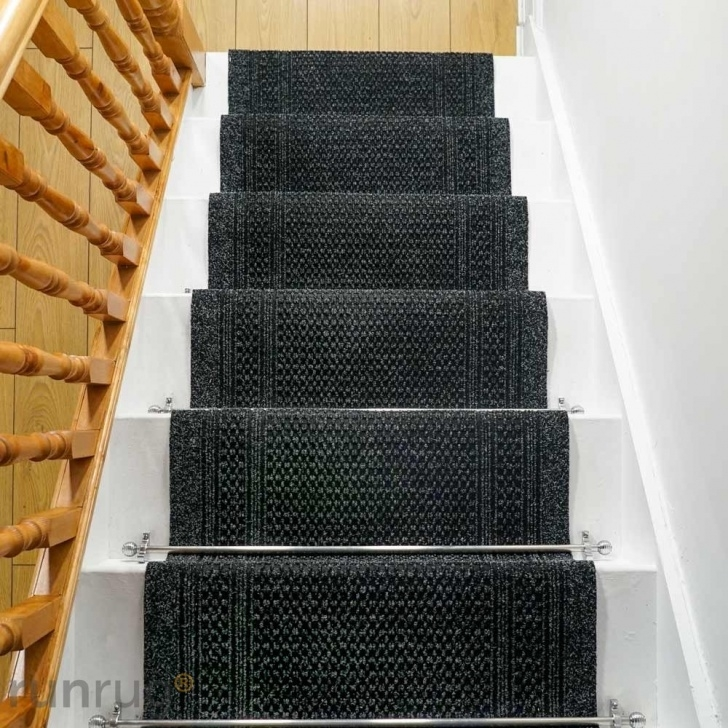 Remarkable Black Stair Runners Image 028