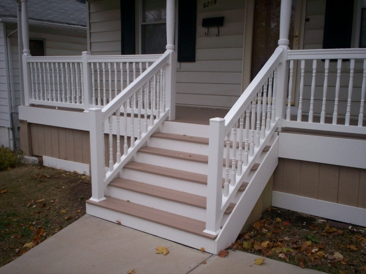 Remarkable Front Porch Stair Railing Picture 301