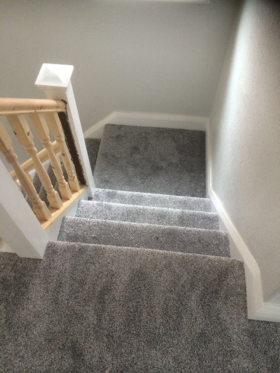 Remarkable Grey Carpet Stairs And Landing Photo 884