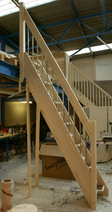 Remarkable Loft Stair Plans Picture 880