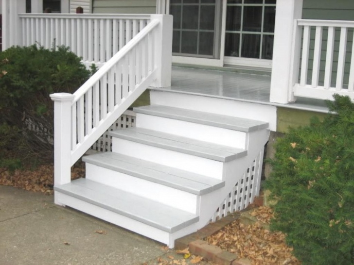 Remarkable Prefabricated Exterior Steps Image 680