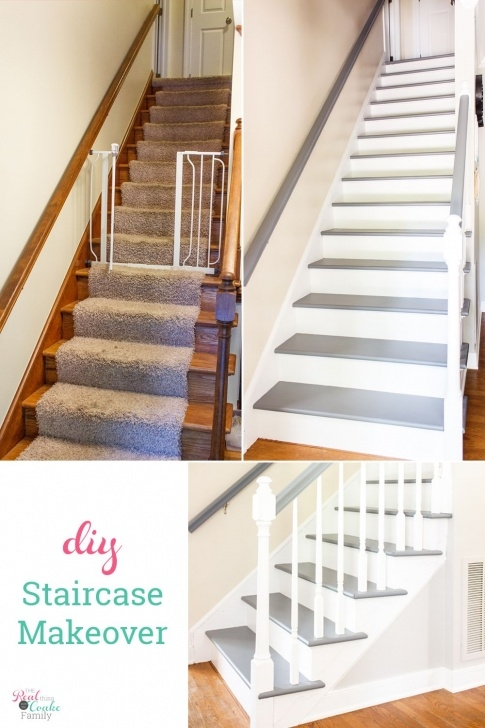 Remarkable Sanding Painted Stairs Picture 526