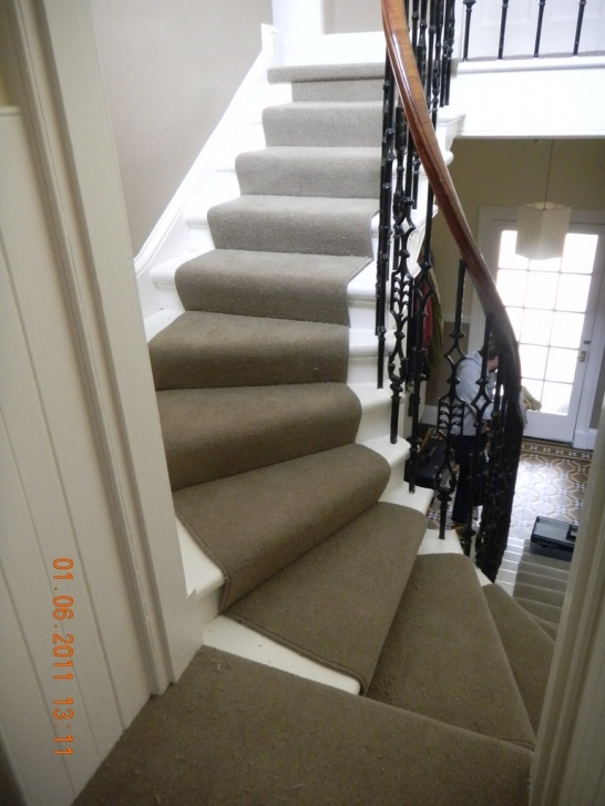 Remarkable Spiral Staircase Carpet Photo 048