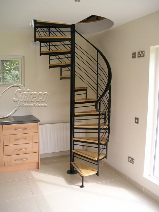 Remarkable Spiral Staircase Design Picture 471