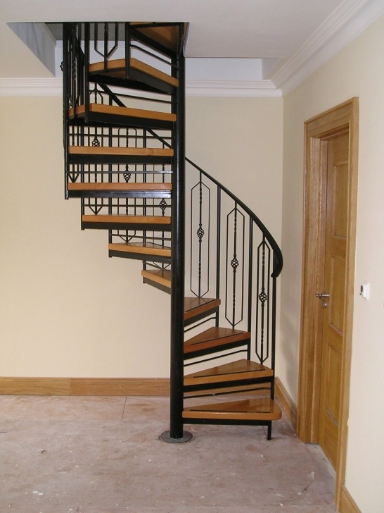Remarkable Spiral Staircase To Basement Picture 957