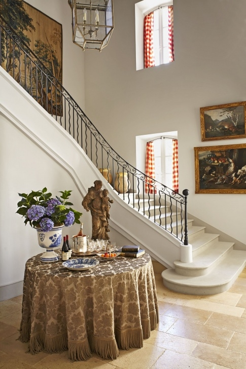 Remarkable Stair Hall Design Photo 596