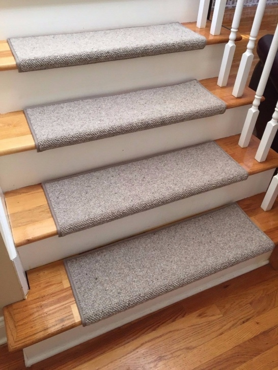 Remarkable Stair Treads For Carpeted Steps Image 631