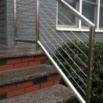 Sensational Exterior Stair Handrails Photo 442