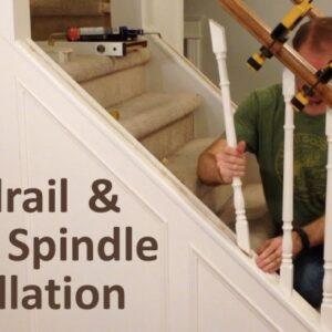Installing Stair Railing