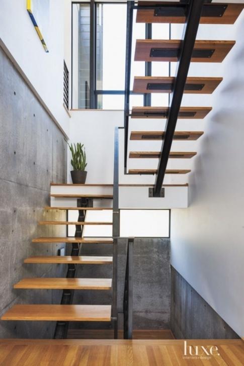 Sensational Modern Stairs Design Indoor Image 635