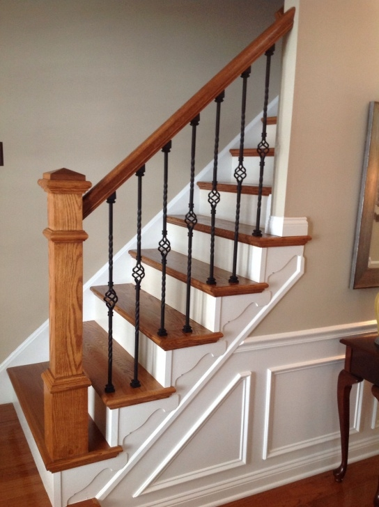 Sensational New Stair Railing Picture 506