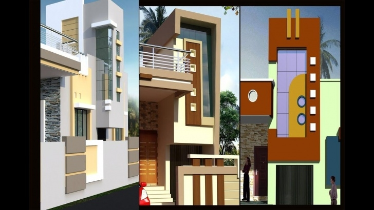 Sensational Staircase Outer Wall Design Picture 645