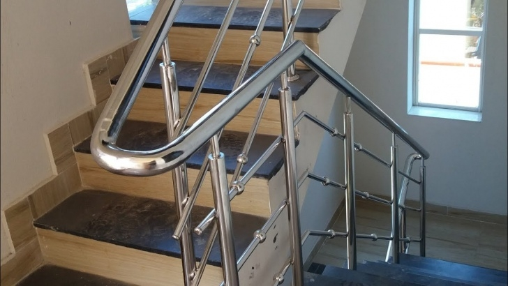 Sensational Steel Ladder Design For Home Photo 340