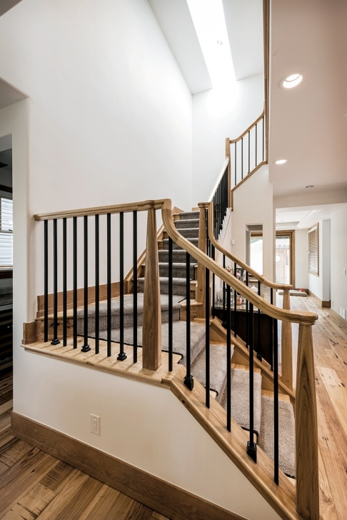 Sensational Top Of Stairs Railing Picture 499