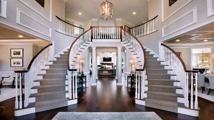 Simple 2 Stairs House Design Picture 642