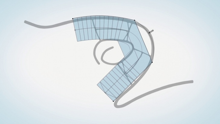 Simple Archicad Spiral Stair Photo 923
